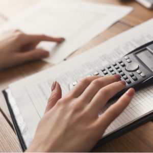 Budgeting for new home expenses