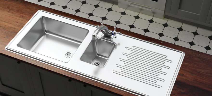 Choose a drop-in sink