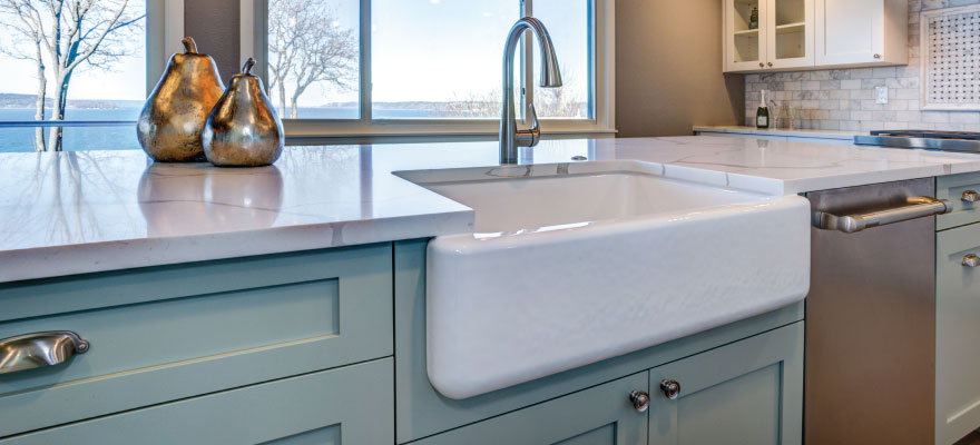 Choosing a farmhouse sink