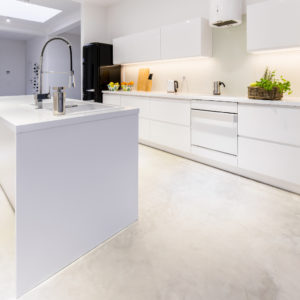 Modern kitchen countertop trends