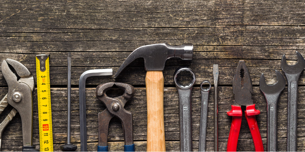 basic home toolkit for simple home repairs